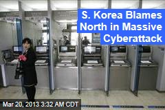 Pyongyang Blamed as S. Korea Networks Crash
