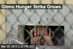 Gitmo Hunger Strike Grows