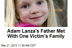 Adam Lanza's Father Met With One Victim's Family
