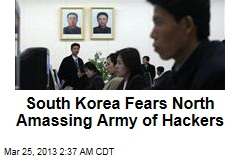 Pyongyang Building 'Army of Hackers'