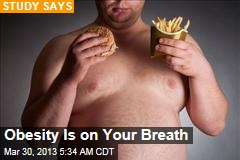 Obesity Is on Your Breath