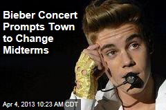 Norway Town Changes Its School Exams Over Bieber
