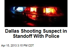 Dallas Shooting Suspect in Standoff With Police