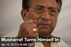 Pakistan's Musharraf Arrested