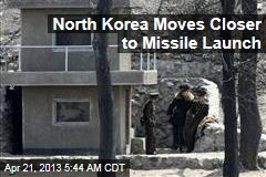 Pyongyang Moves 2 More Missile Launchers