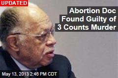 Abortion Doc&amp;#39;s Jury Hung on 2 Counts
