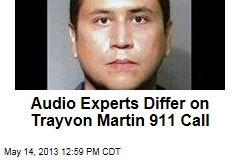 Audio Experts Differ on Trayvon Martin 911 Call