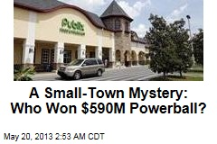 $590M Jackpot Sets Small Florida Town Abuzz