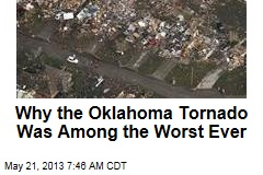 Why the Oklahoma Tornado Was So Devastating