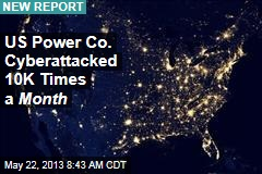 US Power Co. Cyberattacked 10K Times a Month