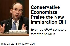 Conservative Economists Praise the New Immigration Bill