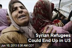 Syrian Refugees Could End Up in US