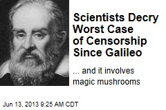Scientists Decry Worst Case of Censorship Since Galileo