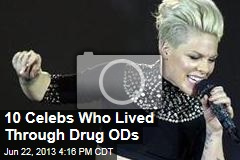 10 Celebs Who Lived Through Drug ODs