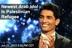 Newest Arab Idol is Palestinian Refugee