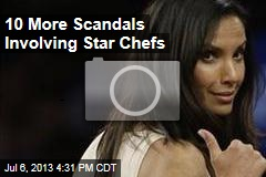 10 More Scandals Involving Star Chefs