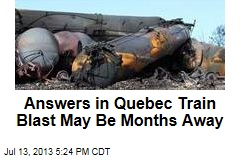 33 Now Dead in Quebec Train Blast