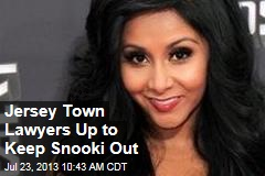 Jersey Town Lawyers Up to Keep Snooki Out