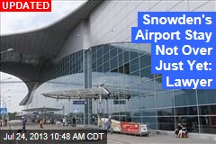Layover's End: Russia Clears Snowden to Leave Airport
