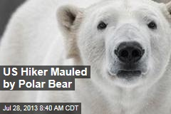 US Hiker Mauled by Polar Bear