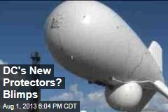 DC's New Protectors? Blimps
