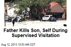 Father Kills Son, Self During Supervised Visitation