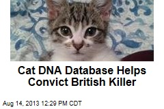 Cat DNA Database Helps Convict British Killer