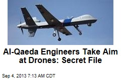 Al-Qaeda Engineers Take Aim at Drones: Secret File