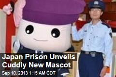 Japan Prison Unveils Cuddly New Mascot
