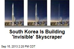 South Korea Is Building 'Invisible' Skyscraper
