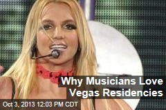 Why Musicians Love Vegas Residencies