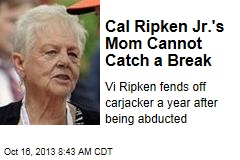 Cal Ripken Jr.'s Mom Cannot Catch a Break