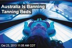 Australia prohibe las cabinas UVA de bronceado