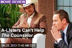 A-Listers Can't Help The Counselor