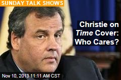 Christie on Time Cover: Who Cares?