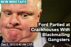 Rob Ford Offered $5K for Crack Video