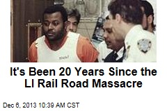 It's Been 20 Years Since the LI Rail Road Massacre