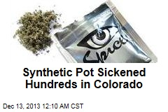 Synthetic Pot Sickens Hundreds in Colorado