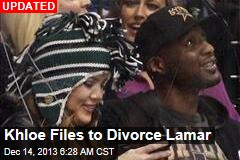 It's Over for Khloe, Lamar: TMZ