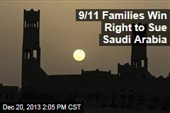 9/11 Families Win Right to Sue Saudi Arabia