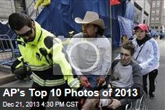 AP's Top 10 Photos of 2013