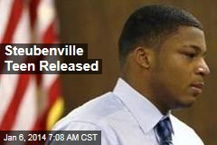 Steubenville Teen Released
