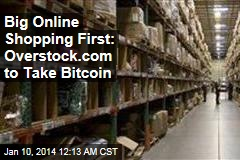 Major Shopping Site: We Now Take Bitcoin
