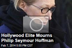 Hollywood Elite Mourns Philip Seymour Hoffman