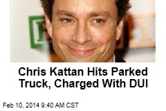 Chris Kattan Hits Parked Truck, Charged With DUI