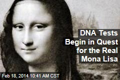 DNA Tests Begin in Quest for the Real Mona Lisa