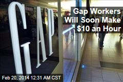 Gap to Hike Wages, Walmart 'Neutral'