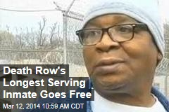 Death Row's Longest Serving Inmate Goes Free