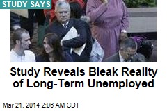 Only 11% of Long-Term Unemployed Find Jobs