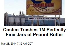 1M Jars of Peanut Butter Dumped in New Mexico